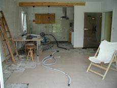 vorbereitungen zur trocknung. Black Bedroom Furniture Sets. Home Design Ideas